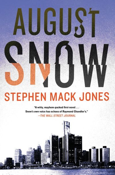 Buy August Snow at Amazon